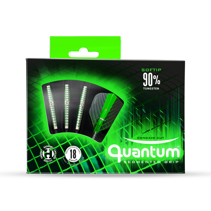 Harrows Šipky Quantum Tungsten 90 %