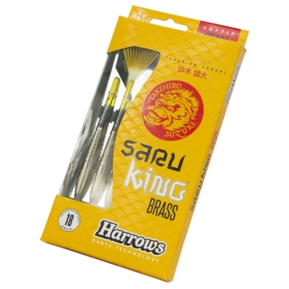 Harrows Šipky Saru King Takehiro Suzuki Tungsten 90 % 20g