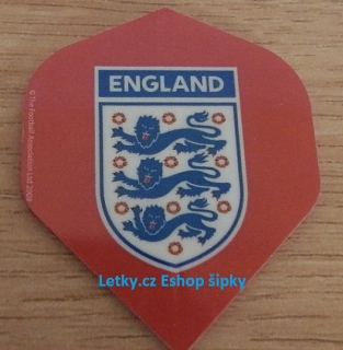 Letky England Red Premier League Football Licensed F0950