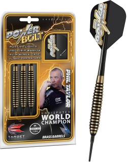 Šipky TARGET Power Bolt Phil Taylor 18g