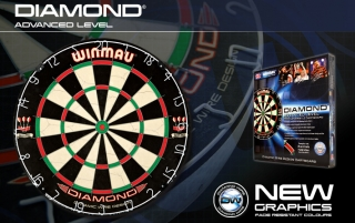 Sisálový Terč Winmau Diamond plus