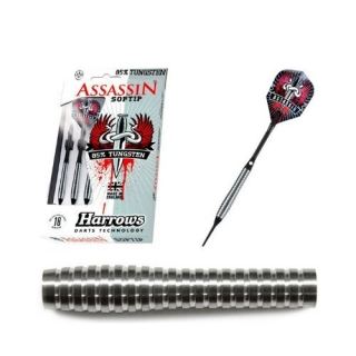 Harrows Šipky Assassin 85% Style A 18gR